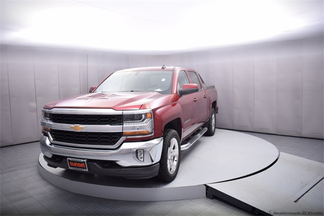2017 Silverado 1500 Crew Cab 4x4,  Pickup #13997 - photo 10