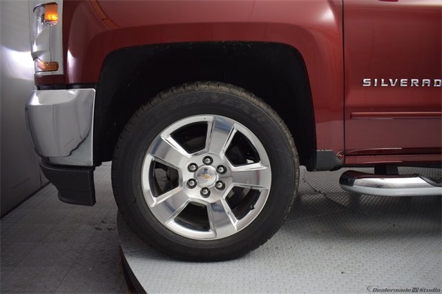 2017 Silverado 1500 Crew Cab 4x4,  Pickup #13997 - photo 11