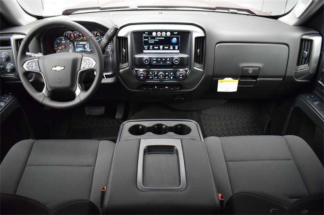 2017 Silverado 1500 Crew Cab 4x4,  Pickup #13997 - photo 15