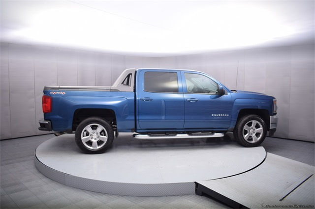 2017 Silverado 1500 Crew Cab 4x4, Pickup #14093 - photo 8