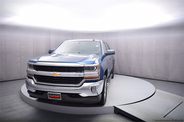 2017 Silverado 1500 Crew Cab 4x4, Pickup #14093 - photo 10