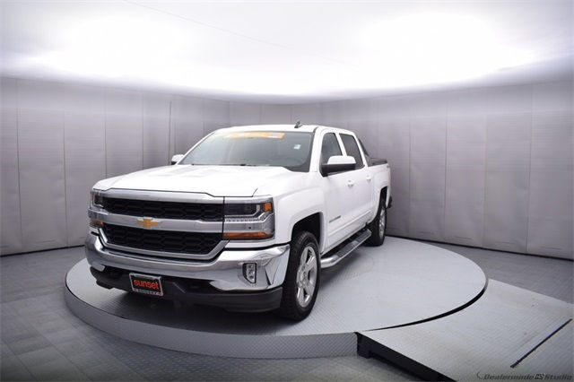 2017 Silverado 1500 Crew Cab 4x4, Pickup #14120 - photo 10