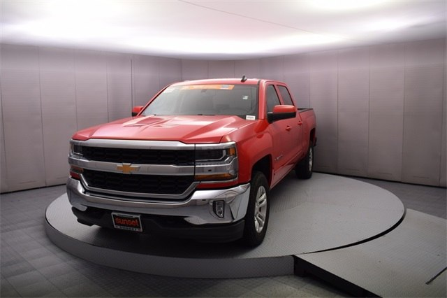 2017 Silverado 1500 Crew Cab 4x4 Pickup #14127 - photo 10