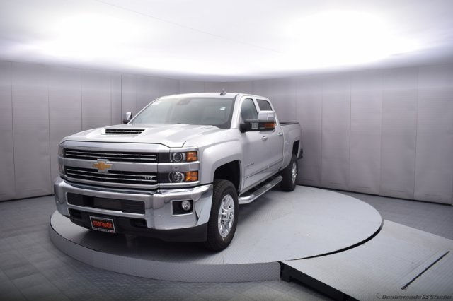 2017 Silverado 2500 Crew Cab 4x4, Pickup #14134 - photo 10