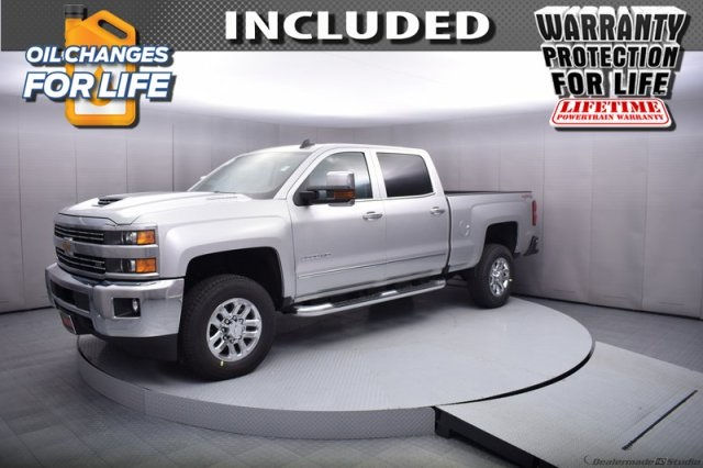 2017 Silverado 2500 Crew Cab 4x4, Pickup #14134 - photo 34