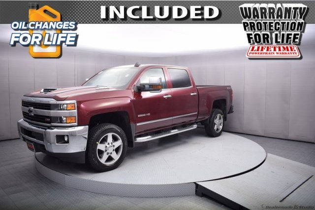 2017 Silverado 2500 Crew Cab 4x4, Pickup #14193 - photo 29