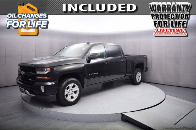 2017 Silverado 1500 Crew Cab 4x4, Pickup #14258 - photo 26
