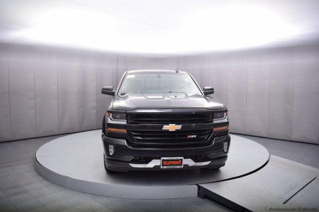 2017 Silverado 1500 Crew Cab 4x4, Pickup #14258 - photo 9