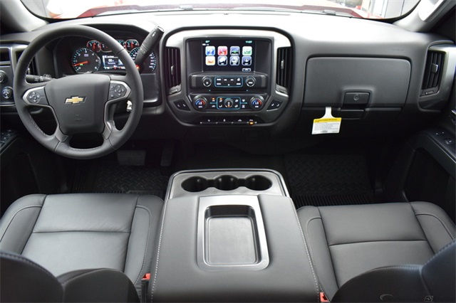 2017 Silverado 1500 Crew Cab 4x4 Pickup #14328 - photo 17