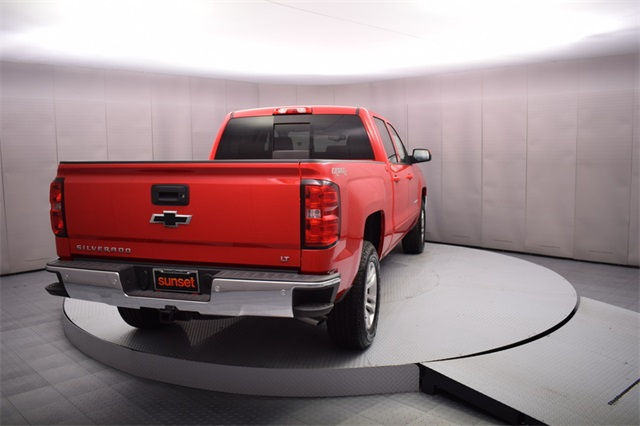 2017 Silverado 1500 Crew Cab 4x4 Pickup #14328 - photo 6