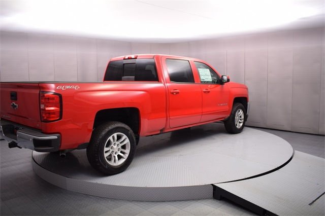 2017 Silverado 1500 Crew Cab 4x4 Pickup #14328 - photo 4