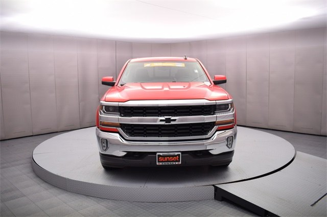 2017 Silverado 1500 Crew Cab 4x4 Pickup #14328 - photo 9