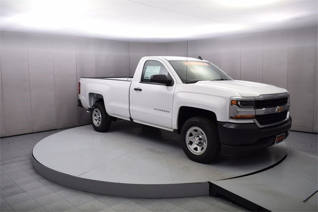 2017 Silverado 1500 Regular Cab, Pickup #14446 - photo 8