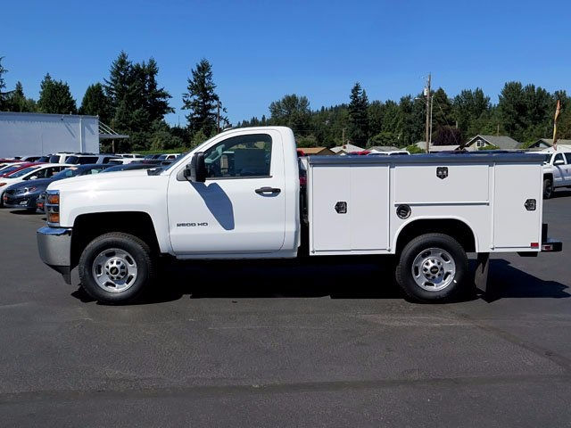 2017 Silverado 2500 Regular Cab Service Body #14502 - photo 3