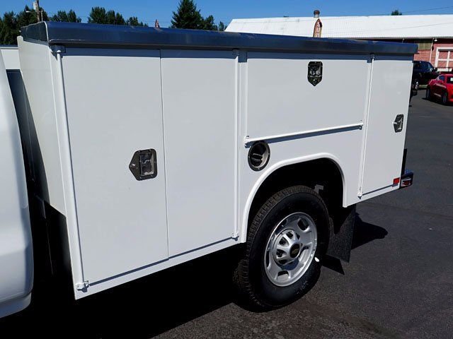 2017 Silverado 2500 Regular Cab, Service Body #14502 - photo 7