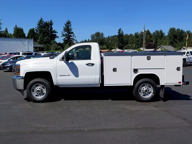 2017 Silverado 2500 Regular Cab,  Service Body #14502 - photo 3