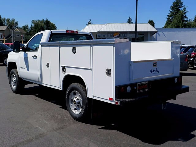 2017 Silverado 2500 Regular Cab,  Service Body #14502 - photo 2