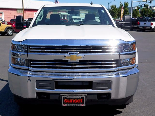 2017 Silverado 2500 Regular Cab,  Service Body #14502 - photo 5