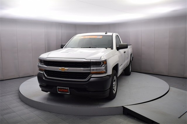 2017 Silverado 1500 Regular Cab Pickup #14527 - photo 1