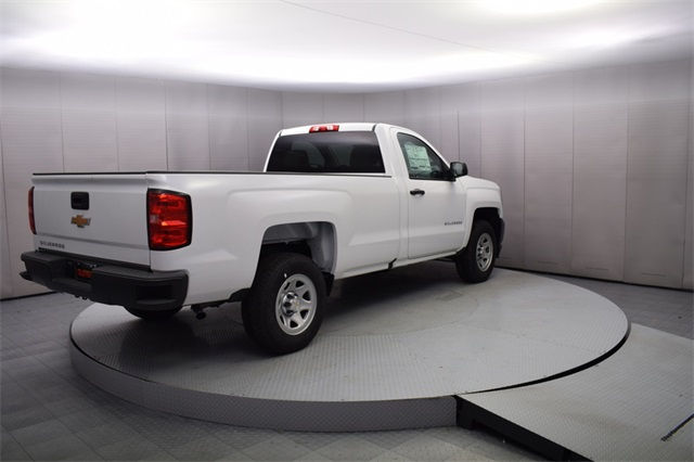2017 Silverado 1500 Regular Cab Pickup #14527 - photo 7