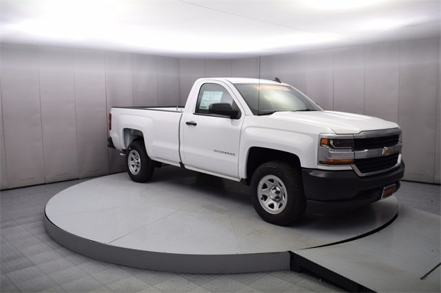 2017 Silverado 1500 Regular Cab Pickup #14527 - photo 3
