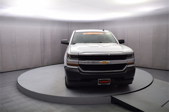 2017 Silverado 1500 Regular Cab Pickup #14527 - photo 9