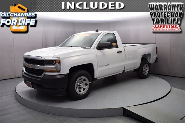 2017 Silverado 1500 Regular Cab Pickup #14623 - photo 1