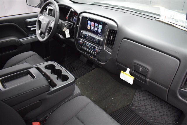 2017 Silverado 1500 Crew Cab 4x4 Pickup #14925 - photo 14