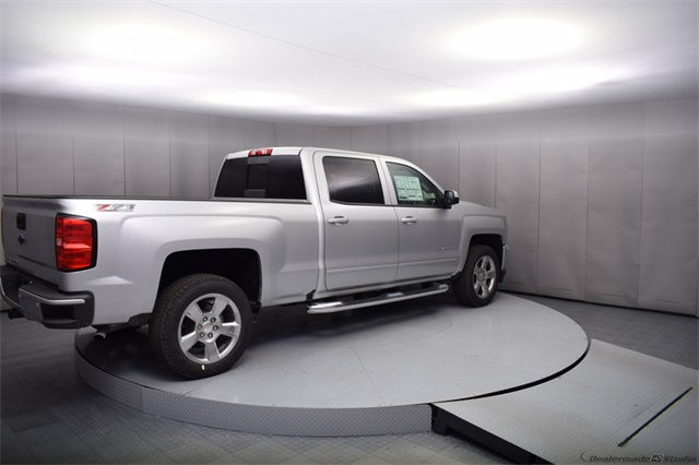 2017 Silverado 1500 Crew Cab 4x4 Pickup #14925 - photo 5