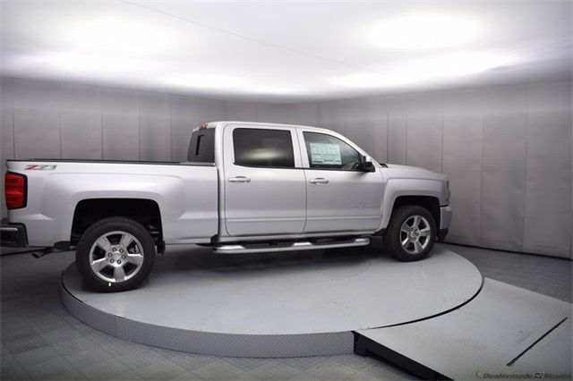 2017 Silverado 1500 Crew Cab 4x4 Pickup #14925 - photo 6