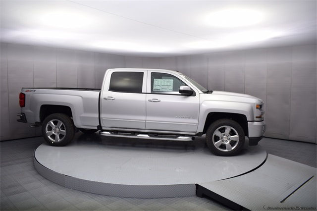 2017 Silverado 1500 Crew Cab 4x4 Pickup #14925 - photo 7