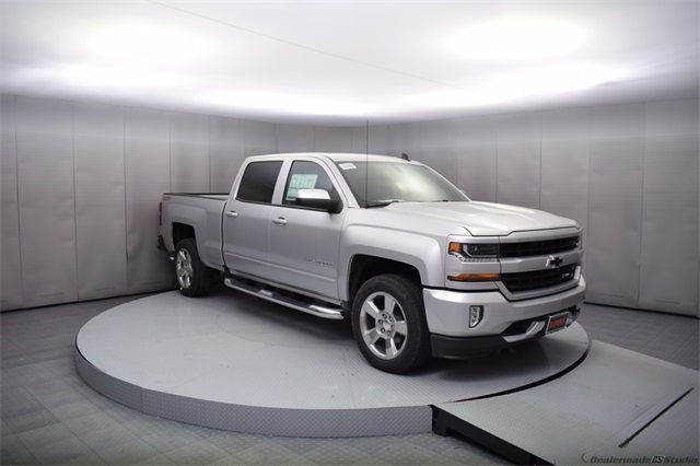 2017 Silverado 1500 Crew Cab 4x4 Pickup #14925 - photo 8
