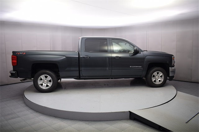 2018 Silverado 1500 Crew Cab 4x4 Pickup #14981 - photo 7