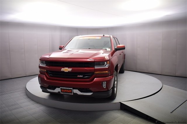 2018 Silverado 1500 Crew Cab 4x4 Pickup #14992 - photo 10