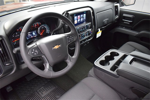 2018 Silverado 1500 Crew Cab 4x4 Pickup #14992 - photo 14