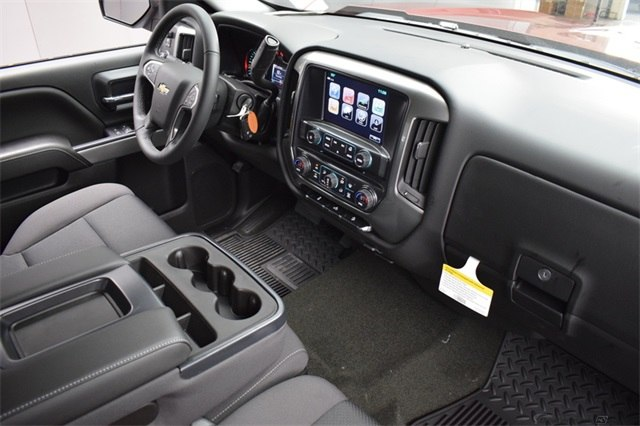 2018 Silverado 1500 Crew Cab 4x4 Pickup #14992 - photo 18