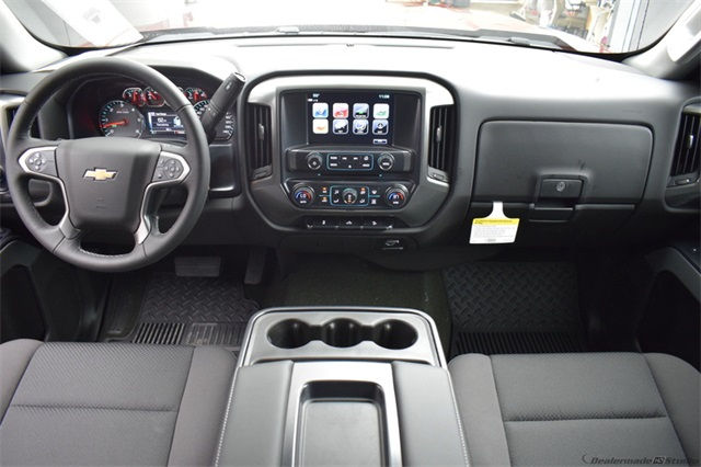 2018 Silverado 1500 Crew Cab 4x4 Pickup #14992 - photo 20