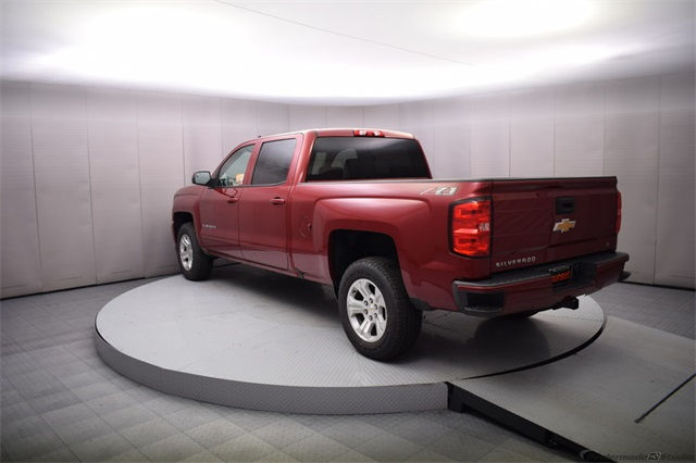2018 Silverado 1500 Crew Cab 4x4 Pickup #14992 - photo 2