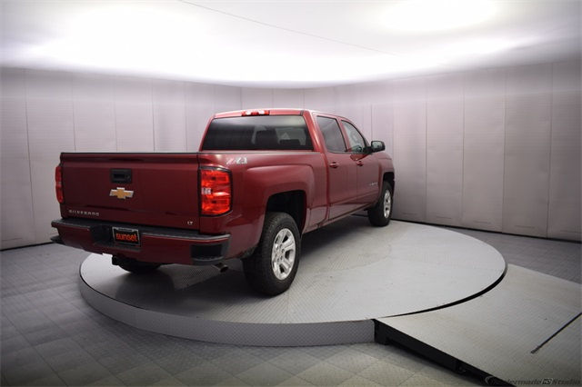 2018 Silverado 1500 Crew Cab 4x4 Pickup #14992 - photo 5