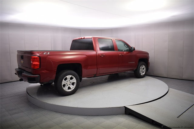 2018 Silverado 1500 Crew Cab 4x4 Pickup #14992 - photo 6