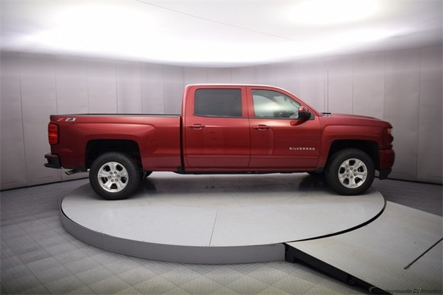 2018 Silverado 1500 Crew Cab 4x4 Pickup #14992 - photo 7