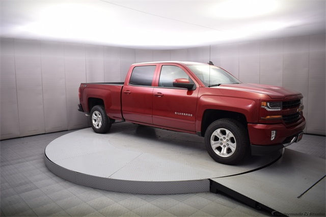 2018 Silverado 1500 Crew Cab 4x4 Pickup #14992 - photo 8