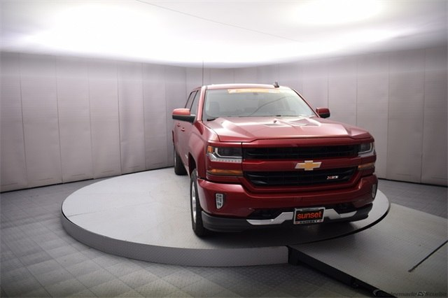 2018 Silverado 1500 Crew Cab 4x4 Pickup #14992 - photo 9