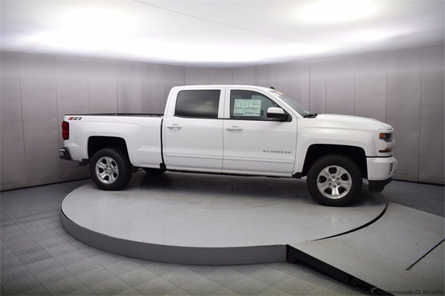 2018 Silverado 1500 Crew Cab 4x4 Pickup #15012 - photo 8