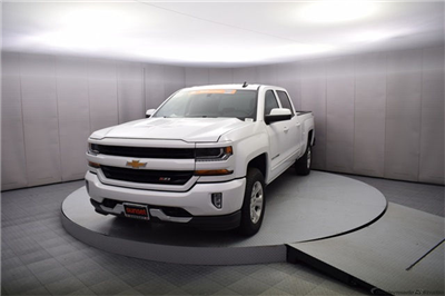 2018 Silverado 1500 Crew Cab 4x4 Pickup #15012 - photo 10