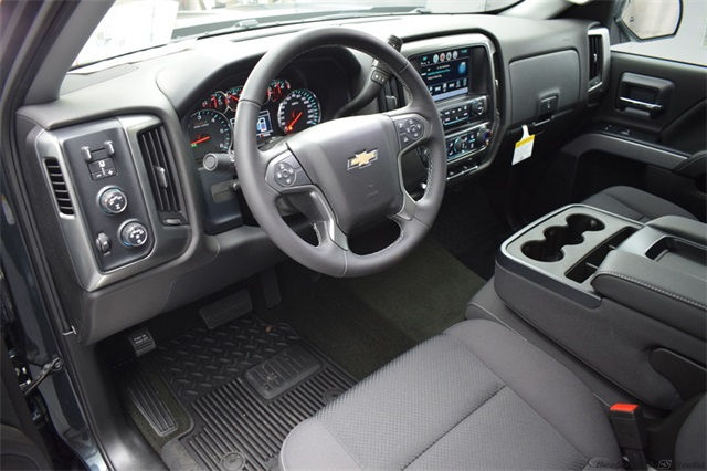 2018 Silverado 1500 Crew Cab 4x4 Pickup #15013 - photo 14