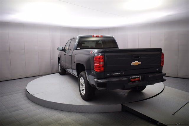 2018 Silverado 1500 Crew Cab 4x4 Pickup #15013 - photo 4