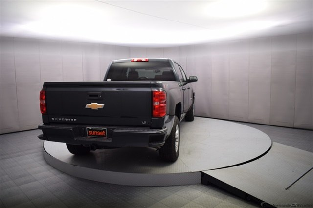 2018 Silverado 1500 Crew Cab 4x4 Pickup #15013 - photo 5