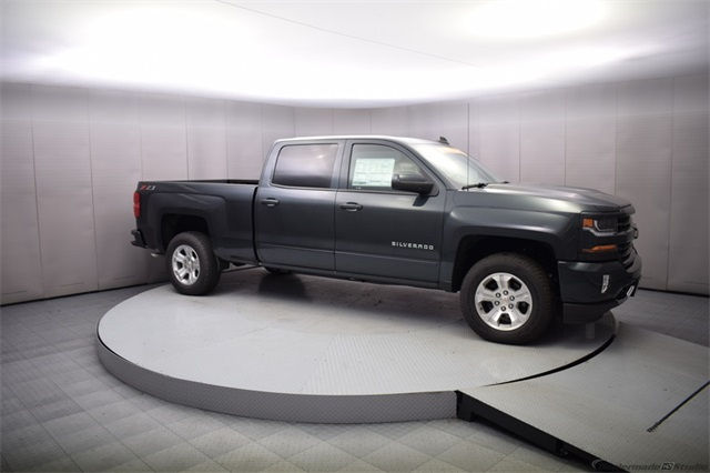 2018 Silverado 1500 Crew Cab 4x4 Pickup #15013 - photo 8