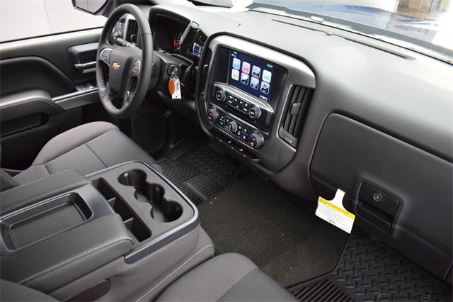 2018 Silverado 1500 Crew Cab 4x4 Pickup #15014 - photo 18